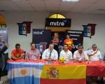 """La """"Copa Dos Penínsulas NH-Hoteles, quedó en manos del """"Deportivo Español"""""""