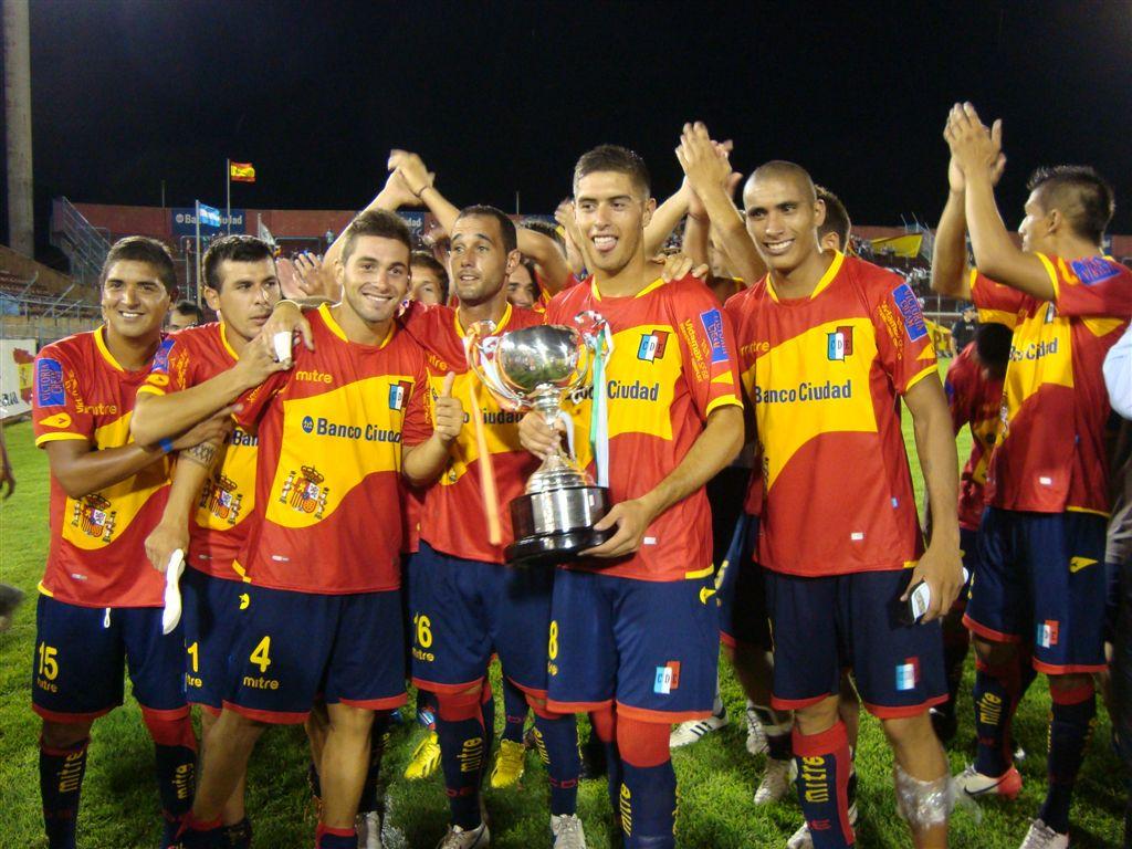 Español ganó la Copa