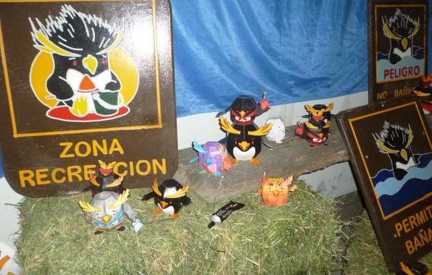Puerto Deseado participó en los festejos de la Feria y Exposición Ganadera