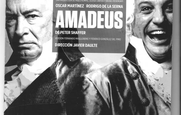 Amadeus: la obra fue aplaudida de pie en el Teatro Metropolitan de la Calle Corrientes
