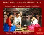 El Día Internacional de la Mujer y la Ceremonia China del Té