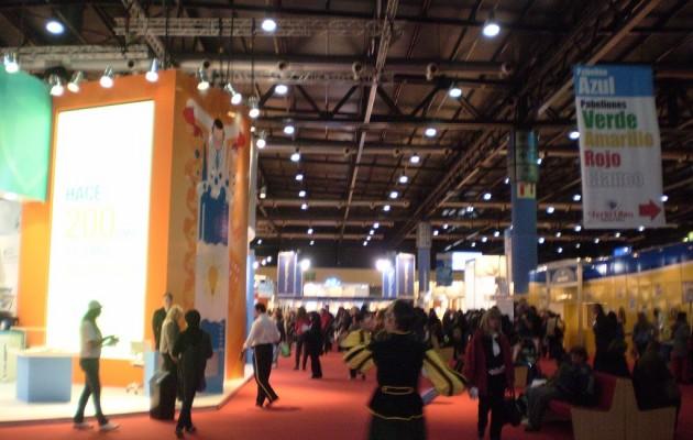 """El Centro Cultural de España Buenos Aires, invita a la presentación de """"La hora Violeta"""" en la Feria del Libro de Bs. As."""