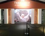 El Papa Francisco tuvo su propio pabellón en la 40ª Edición de la Feria del Libro