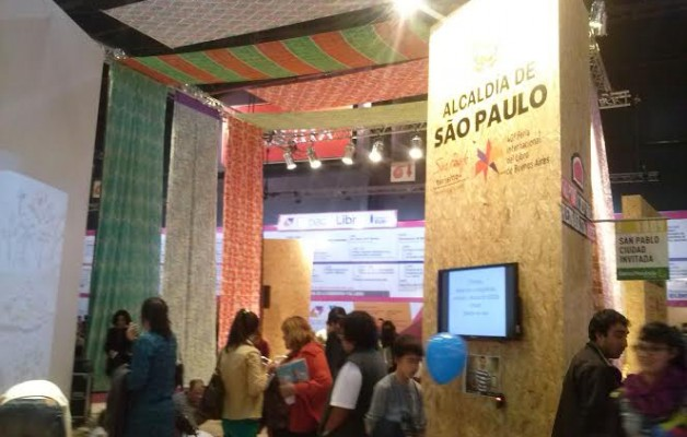 En la 40ª Edición de la Feria del Libro se destacó el Mundial de Fútbol en Brasil