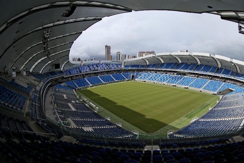 Arena Das Dunas Cadeiras