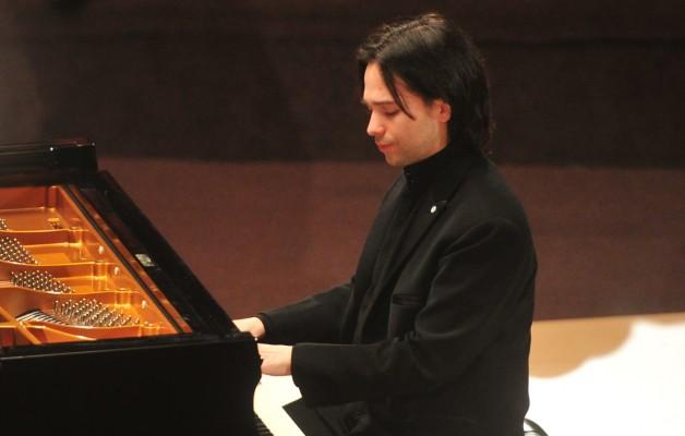 Horacio Lavandera y Juan Esteban Cuacci darán un concierto en el Teatro Colón