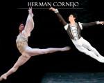 El puntano Leonardo Herman Cornejo bailará en el Teatro Coliseo