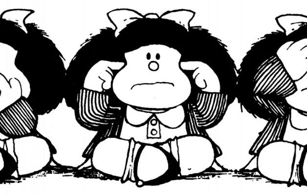 Quino por Mafalda se expone en el  Museo del Humor