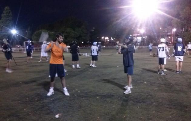 La Selección Argentina de Lacrosse representa al país en Denver
