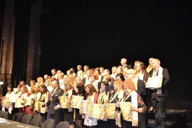 Primera Premiación 2014 para directivos de todos los niveles y especializaciones, de inicial hasta universitarios
