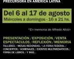 La XII Feria del Libro Teatral abrirá sus puertas en el Teatro Nacional Cervantes