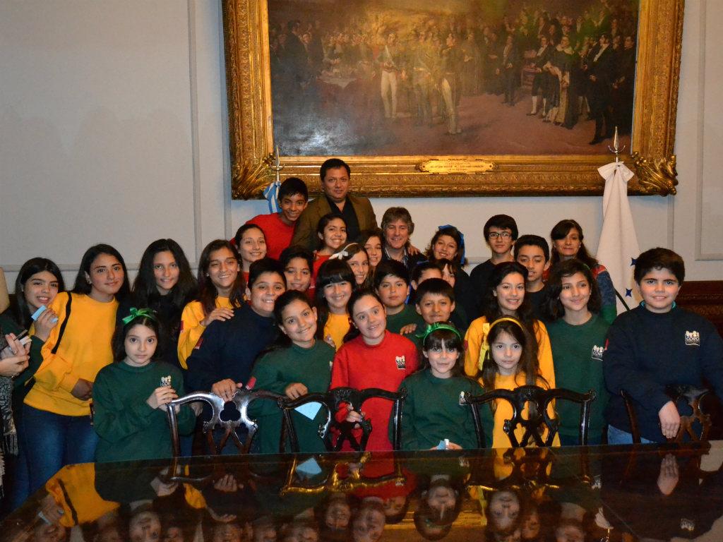 Coro de Niños de la Rioja