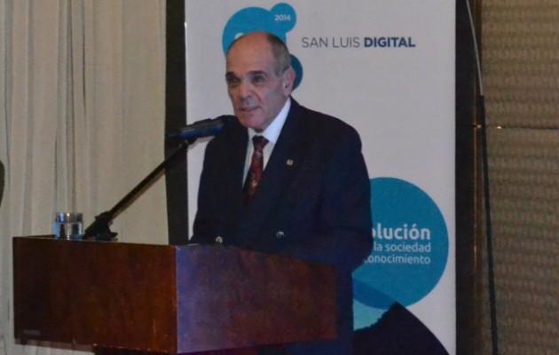 """""""San Luis Digital será un espacio de consulta en tecnología"""""""