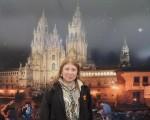 """María Amelia Alonso participó en la primera edición de """"Buenos Aires celebra Galicia"""""""