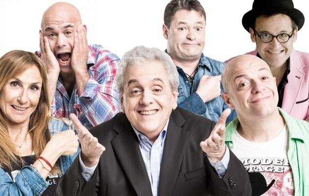 Antonio Gasalla es invitado especial en el Festival del Humor de Buenos Aires