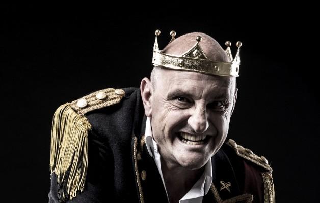 Ricardo III, se estrena en el Teatro Shakespeare del Parque Thays