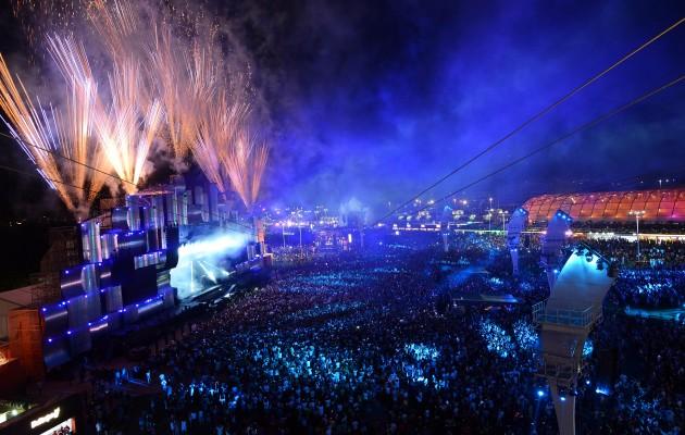 Brasil incentiva el turismo y genera grandes shows y eventos musicales