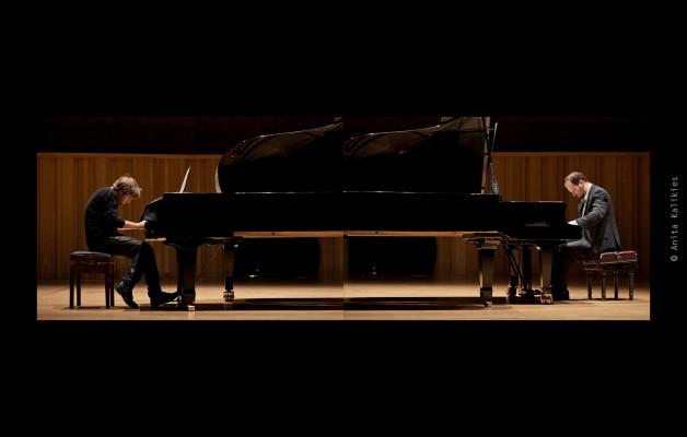 En la Usina del Arte se realizará un concierto del «Ciclo A dos Pianos»