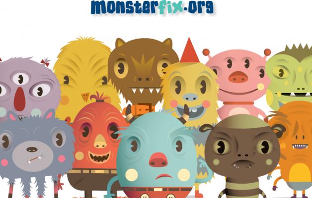 MonsterFix, el juego didáctico online, ayuda a Médicos del Mundo