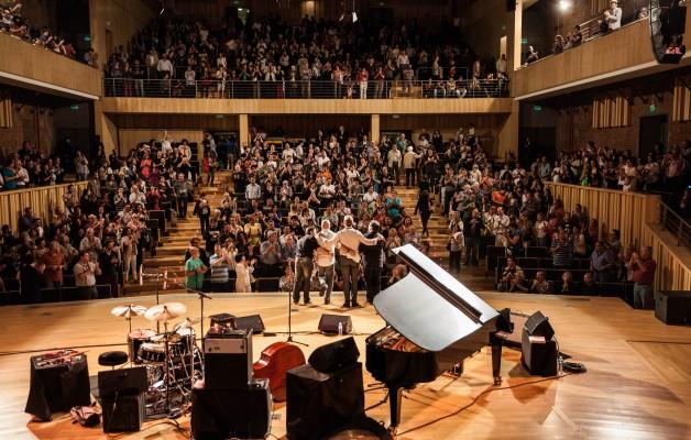 Buenos Aires Jazz Festival, comienza en la Usina del Arte