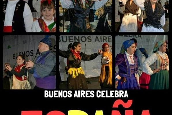 Buenos Aires celebra España invita a conocer su música, danza y tradiciones