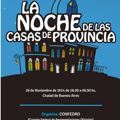 """La Casa de San Luis celebrará """"La Noche de las Provincias"""""""