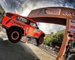 Se realizó la presentación del Dakar 2015