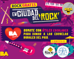 Finaliza el Rock BA 2015