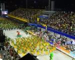 El Carnaval de Florianópolis es una expresión de la cultura de Brasil