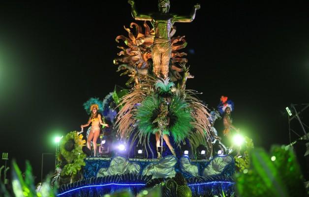 San Luis inspira, invita al  Carnaval de Río 2015 en Potrero de los Funes