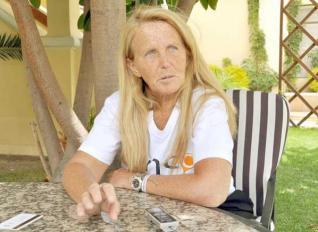 Edith Grynszpancholc, presidente de la Fundación Flexer