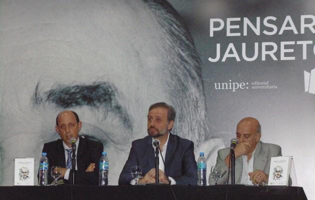 Arturo Jauretche, el pensador del siglo XX, fue evocado en la Feria Internacional del Libro