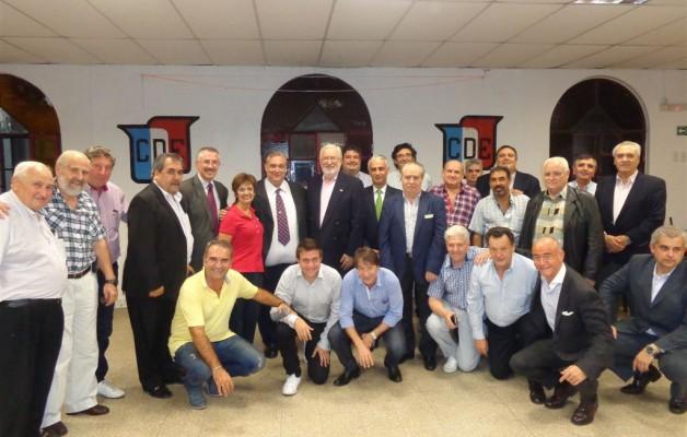 El Embajador de España en la Argentina visitó el Club Deportivo Español de Bs. As.