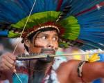 Los Juegos Mundiales Indígenas se realizarán en Palmas, en el norte de Brasil