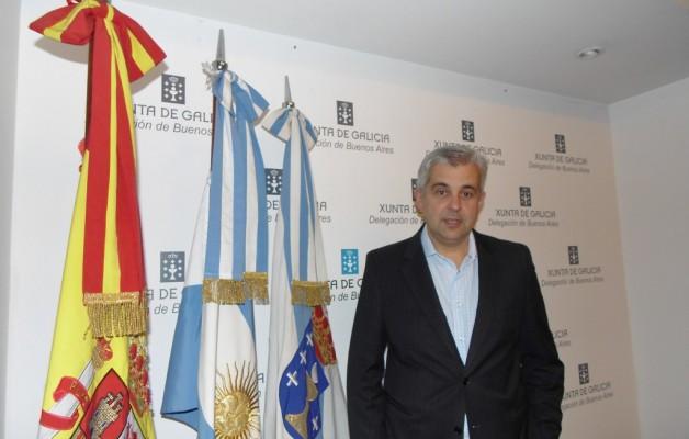 Alejandro López Dobarro impulsa el mundo de la cultura gallega