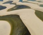 Brasil guarda un desierto gigante con lagunas de agua dulce en Lençóis Maranhenses