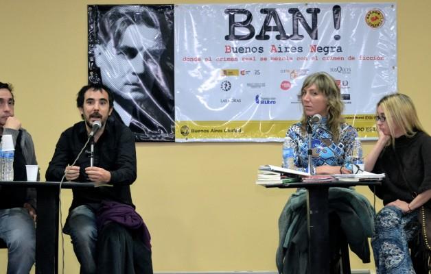 """El Festival Internacional """"Buenos Aires Negra"""", se realiza en el Centro Cultural San Martin"""