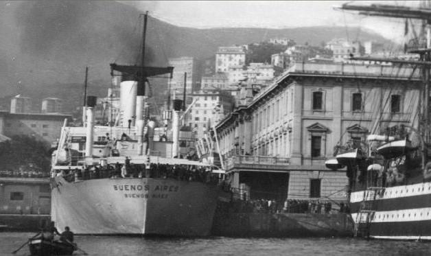 """""""Los Barcos de la Emigración y sus Protagonistas"""" se expondrá en el MEGA"""
