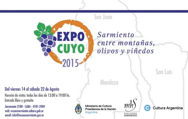 Expo Cuyo 2015 reúne a las provincias de Mendoza, San Luis y San Juan
