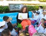 """La maratón """"Entre el libro y el lector"""" fue organizada por la Fundación Leer"""