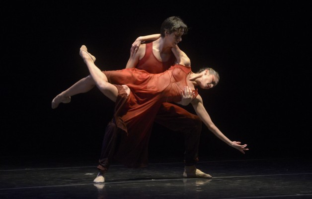 El Ballet Contemporáneo del Teatro San Martín, continúa con sus presentaciones
