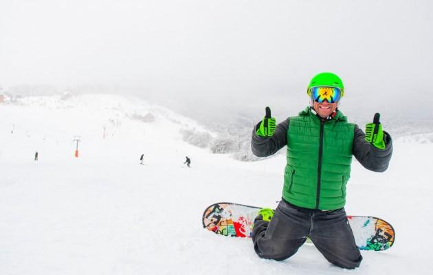 San Martín de los Andes nevada extiende su temporada