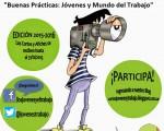 """El Concurso de Cortos: """"Buenas Prácticas, Jóvenes y Mundo del Trabajo"""" está organizado por Carpathia"""