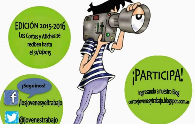 El Concurso de Cortos: «Buenas Prácticas, Jóvenes y Mundo del Trabajo» está organizado por Carpathia