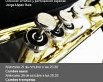 """""""Vientos de Jazz"""", se presentará en el teatro Margarita Xirgu"""