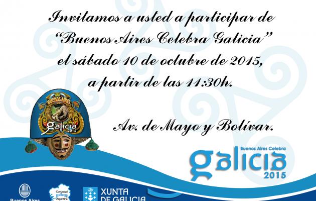 Buenos Aires celebra Galicia mostrará la cultura y la historia de la comunidad gallega