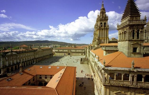 Santiago de Compostela, una ciudad histórica