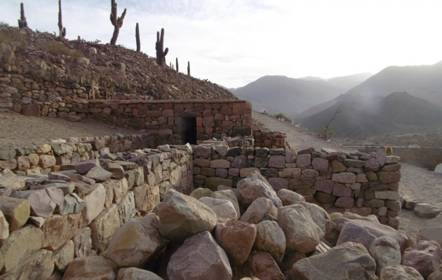 El Pucará de Tilcara, un sitio arqueológico en la Quebrada de Humahuaca
