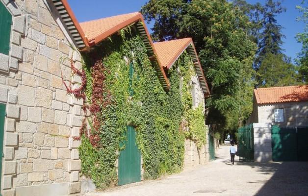 Casa da Insúa, en Portugal, es la primera franquicia de Paradores