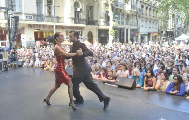 Mora Godoy cerró la Semana de la Gastronomía Porteña